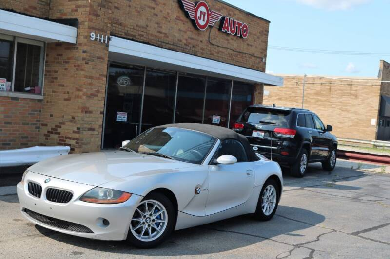 2003 BMW Z4 for sale at JT AUTO in Parma OH