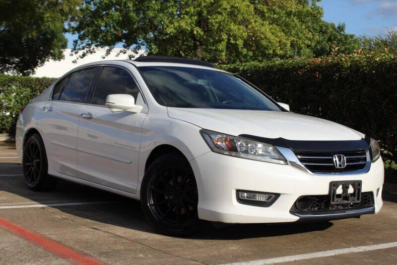 2013 Honda Accord for sale at DFW Universal Auto in Dallas TX