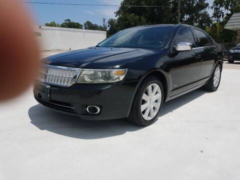 2009 Lincoln MKZ for sale at NINO AUTO SALES INC in Jacksonville FL