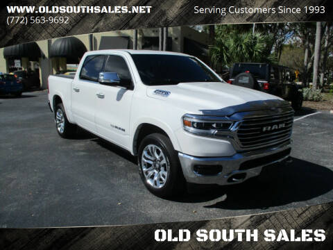 2019 RAM Ram Pickup 1500 for sale at OLD SOUTH SALES in Vero Beach FL