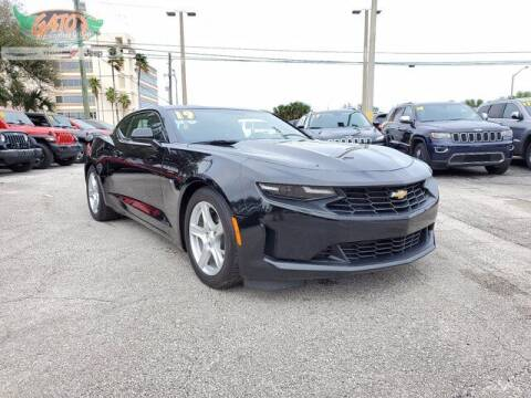 2019 Chevrolet Camaro for sale at GATOR'S IMPORT SUPERSTORE in Melbourne FL