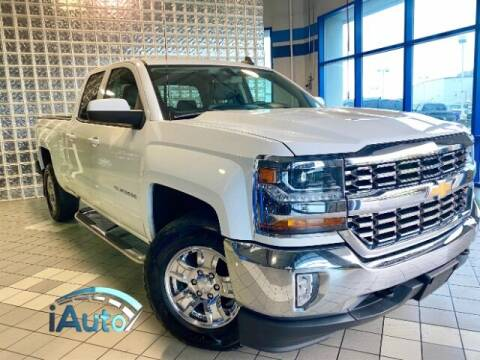 2017 Chevrolet Silverado 1500 for sale at iAuto in Cincinnati OH