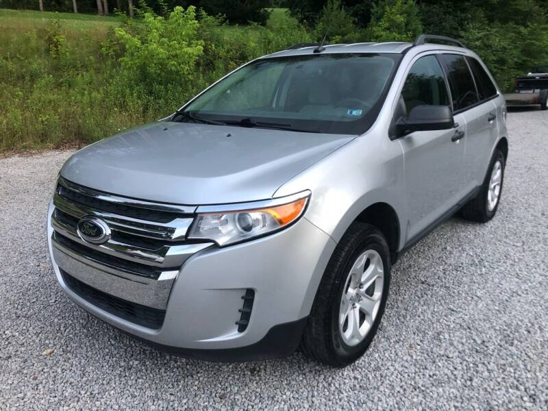 2014 Ford Edge for sale at R.A. Auto Sales in East Liverpool OH