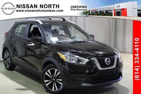 2019 Nissan Kicks for sale at Auto Center of Columbus in Columbus OH