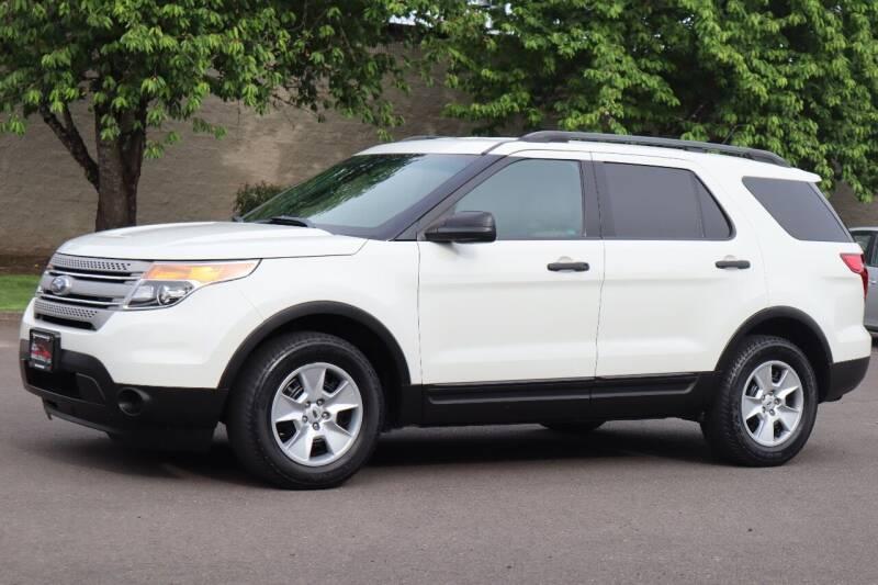 2011 Ford Explorer for sale at Beaverton Auto Wholesale LLC in Hillsboro OR