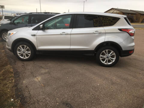 2017 Ford Escape for sale at A Plus Auto LLC in Great Falls MT
