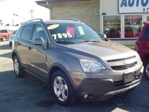 2012 Chevrolet Captiva Sport for sale at G & L Auto Sales Inc in Roseville MI
