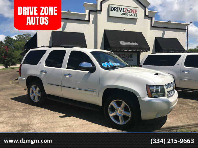 2011 Chevrolet Tahoe for sale at DRIVE ZONE AUTOS in Montgomery AL