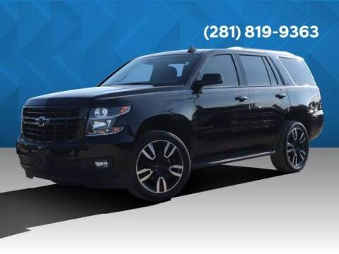 2018 Chevrolet Tahoe for sale at BIG STAR HYUNDAI in Houston TX