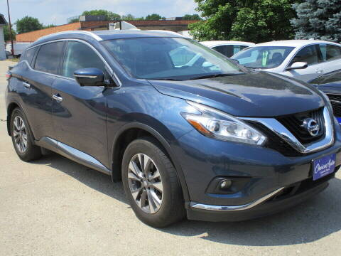 2015 Nissan Murano for sale at Choice Auto in Carroll IA