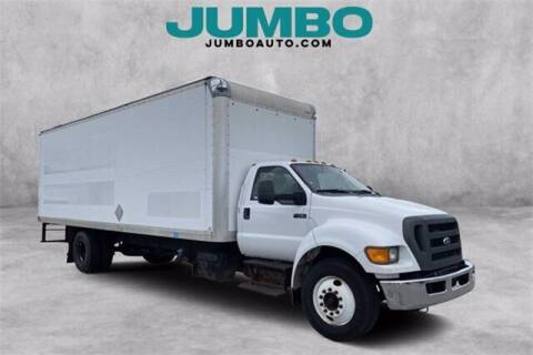 2012 Ford F-750 Super Duty for sale at Jumbo Auto & Truck Plaza in Hollywood FL