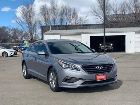 2015 Hyundai Sonata for sale at Rocky Mountain Commercial Trucks in Casper WY
