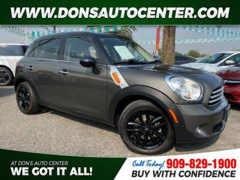 2011 MINI Cooper Countryman for sale at Dons Auto Center in Fontana CA
