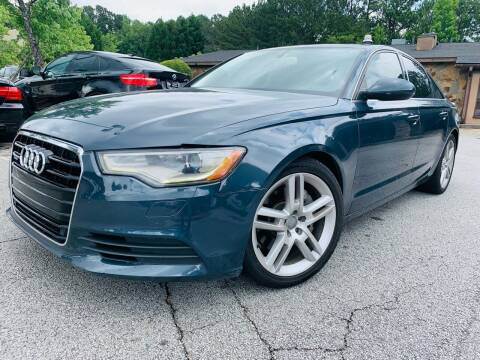 2014 Audi A6 for sale at Classic Luxury Motors in Buford GA