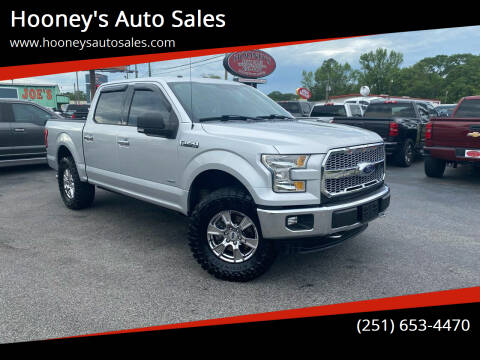 2015 Ford F-150 for sale at Hooney's Auto Sales in Theodore AL