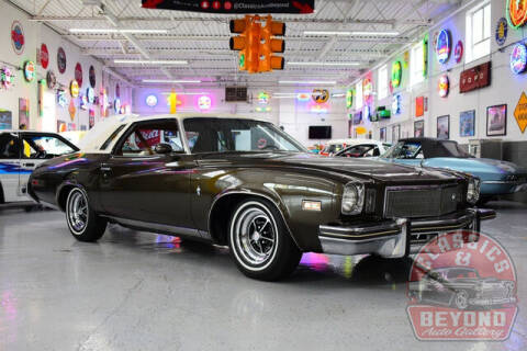 1975 Buick Regal for sale at Classics and Beyond Auto Gallery in Wayne MI
