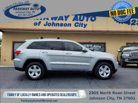 2012 Jeep Grand Cherokee for sale at PARKWAY AUTO SALES OF BRISTOL - PARKWAY AUTO JOHNSON CITY in Johnson City TN