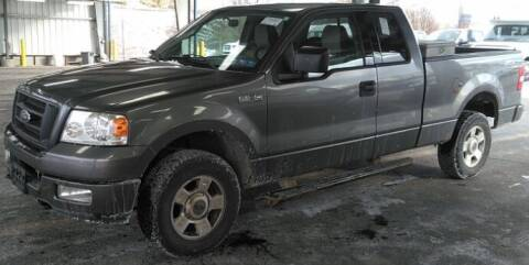 2004 Ford F-150 for sale at Precision Automotive Group in Youngstown OH