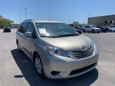 2017 Toyota Sienna for sale at Allen Turner Hyundai in Pensacola FL