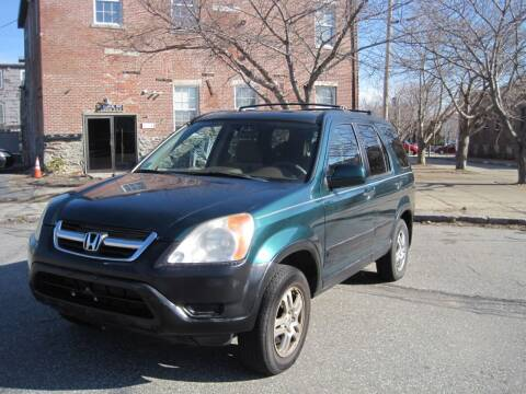 2002 Honda CR-V for sale at EBN Auto Sales in Lowell MA
