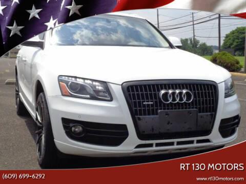 2011 Audi Q5 for sale at RT 130 Motors in Burlington NJ