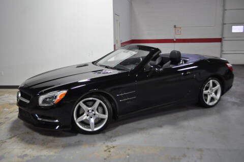 2015 Mercedes-Benz SL-Class for sale at Select Motor Group in Macomb Township MI
