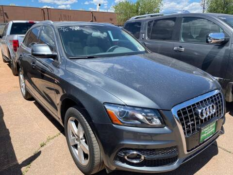 2012 Audi Q5 for sale at Street Smart Auto Brokers in Colorado Springs CO