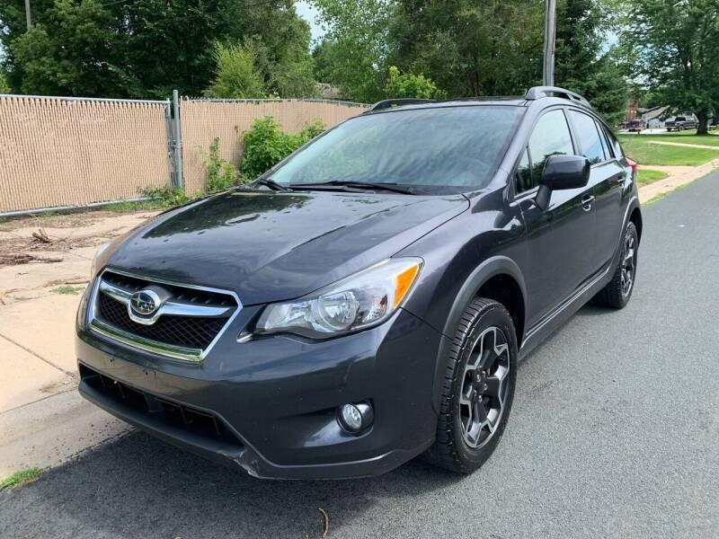 2014 Subaru XV Crosstrek for sale at ONG Auto in Farmington MN