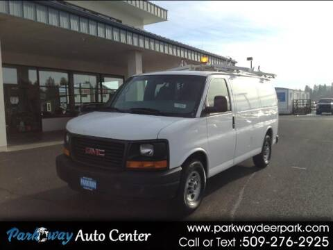 2007 GMC Savana Cargo for sale at PARKWAY AUTO CENTER AND RV in Deer Park WA