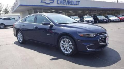 2016 Chevrolet Malibu for sale at Whitmore Chevrolet in West Point VA