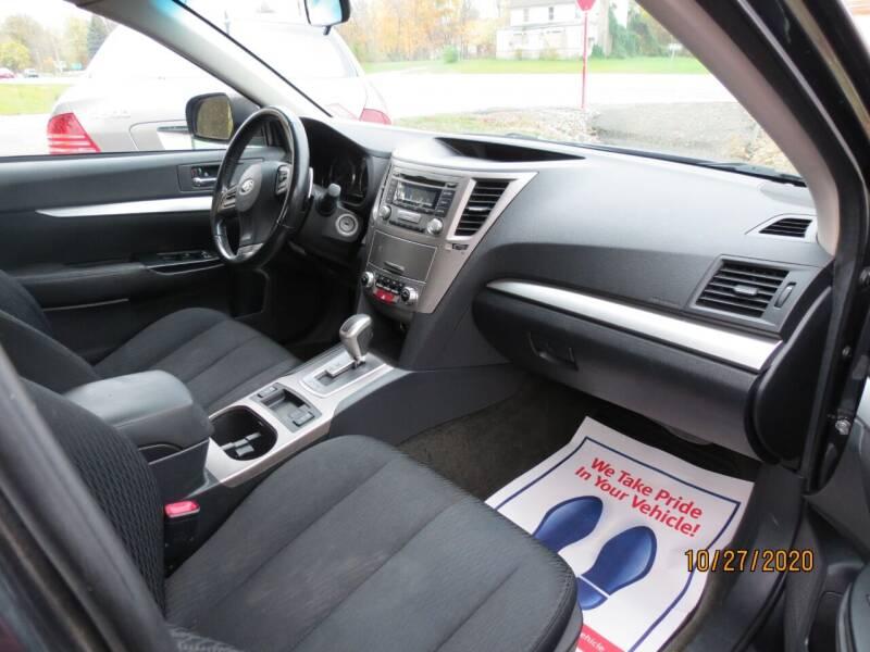 2012 Subaru Legacy AWD 2.5i Premium 4dr Sedan CVT - Reynoldsburg OH