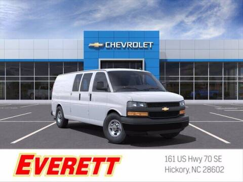 2021 Chevrolet Express Cargo for sale at Everett Chevrolet Buick GMC in Hickory NC
