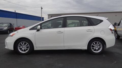 2012 Toyota Prius v for sale at Time To Buy Auto in Baltimore OH