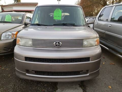 2005 Scion xB for sale at 2 Way Auto Sales in Spokane Valley WA