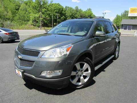 2010 Chevrolet Traverse for sale at Guarantee Automaxx in Stafford VA