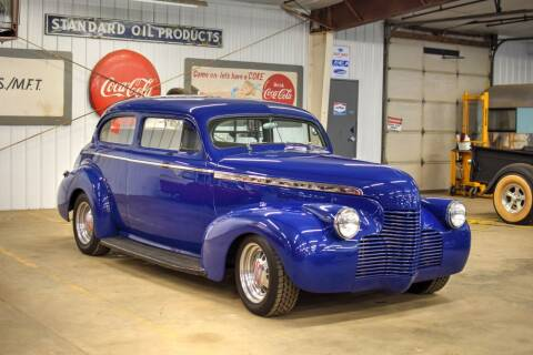 1940 Chevrolet Street Rod for sale at Hooked On Classics in Watertown MN