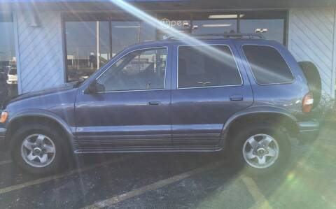 2002 Kia Sportage for sale at Good Cars 4 Nice People in Omaha NE