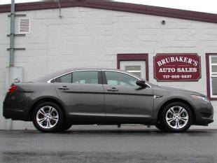 2018 Ford Taurus for sale at Brubakers Auto Sales in Myerstown PA