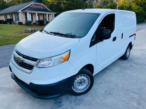 2015 Chevrolet City Express Cargo for sale at Cobb Luxury Cars in Marietta GA