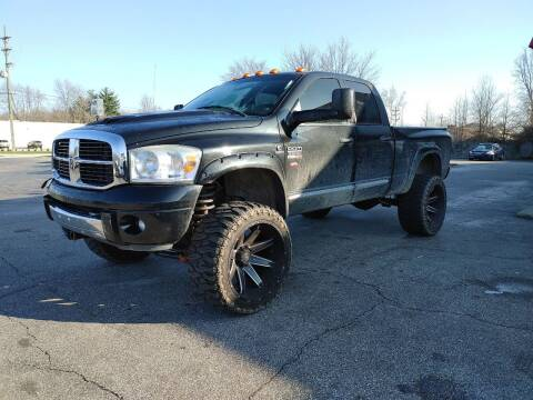2009 Dodge Ram Pickup 2500 for sale at Cruisin' Auto Sales in Madison IN