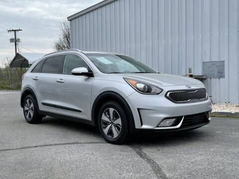 2017 Kia Niro for sale at RUSTY WALLACE CADILLAC GMC KIA in Morristown TN