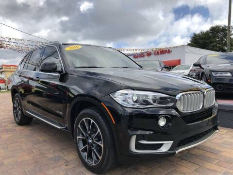 2016 BMW X5 for sale at Cars of Tampa in Tampa FL