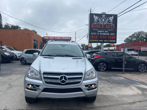 2011 Mercedes-Benz GL-Class for sale at Kings Auto Group in Tampa FL