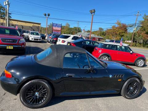 1999 BMW Z3 for sale at Primary Motors Inc in Commack NY