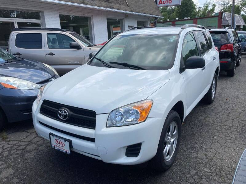 2012 Toyota RAV4 for sale at ENFIELD STREET AUTO SALES in Enfield CT