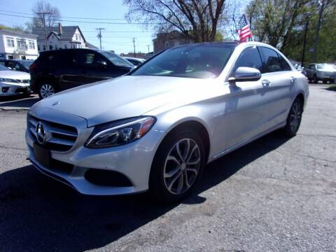 2016 Mercedes-Benz C-Class for sale at Top Line Import in Haverhill MA