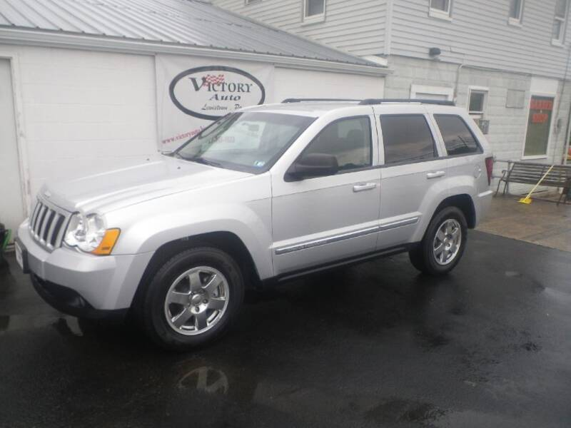2010 Jeep Grand Cherokee for sale at VICTORY AUTO in Lewistown PA