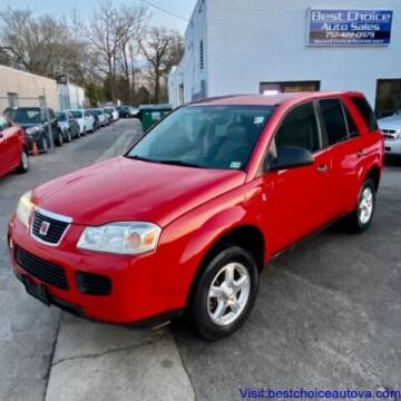2007 Saturn Vue for sale at Best Choice Auto Sales in Virginia Beach VA