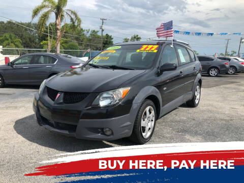 2003 Pontiac Vibe for sale at GP Auto Connection Group in Haines City FL