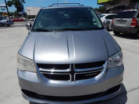 2014 Dodge Grand Caravan for sale at Auto Outlet of Sarasota in Sarasota FL